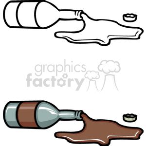 spill clip art photos vector clipart royalty free