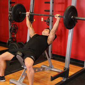 shoulder warm up for bench press shaun stafford s shoulder friendly chest and back workout