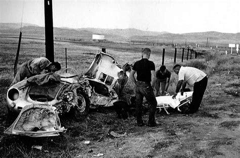 James Dean Porsche Crash by Quot Dream As If You Ll Live Forever Quot James Dean