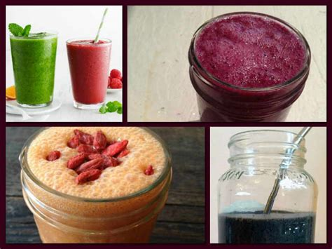 Easy Detox Smoothies by Detox Smoothies To Help Cleanse Your System