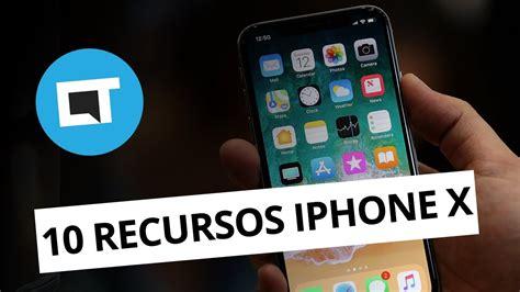 o iphone x saiu de linha os 10 melhores recursos do iphone x