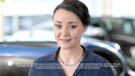 ford commercial actress australia ford commercial actress australia autos post