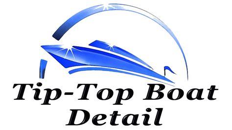 boat detailing tarpon springs fl tiptop boat detailing tarpon ta clearwater st