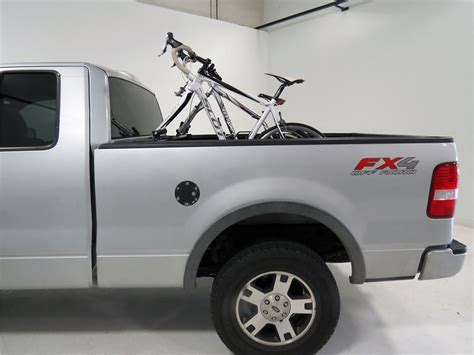 swagman truck bed bike rack 2013 dodge ram pickup truck bed bike racks swagman