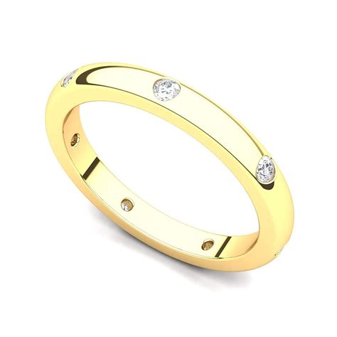 Beautiful 41 Yellow Gold Diamond Rings for Women   Tififi.co