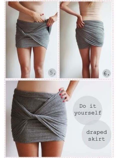 draped skirt diy diy draped skirt cute like plz trusper