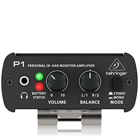 power play prices behringer 2154656 powerplay p1 electronics in the uae