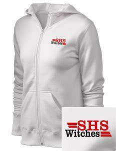Jacket Hoodie Huskies Salem Abu salem high school witches s sweatshirts prep sportswear