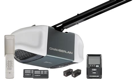 Chamberlain Garage Door Opener Belt Sags by Chamberlain Wd832kev 1 2 Hp Belt Drive Garage Door