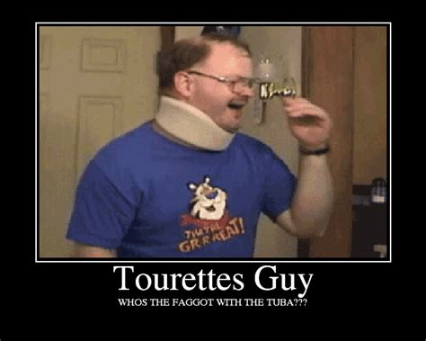 Tourettes Meme - tourettes guy picture ebaum s world