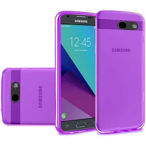 Baby Skin Samsung Galaxy J3 Emerge 2016 Cover Bump T3009 3 for samsung galaxy j3 emerge tpu rubber phone skin cover ebay