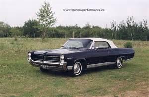 1964 Pontiac Parisienne Convertible Canadian Pontiac Pontiacs