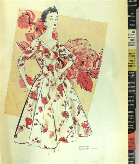 vintage pattern archive 481 best images about vintage pattern catalog pages on
