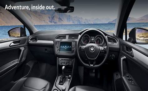 volkswagen tiguan interior volkswagen tiguan price in india gst rates images