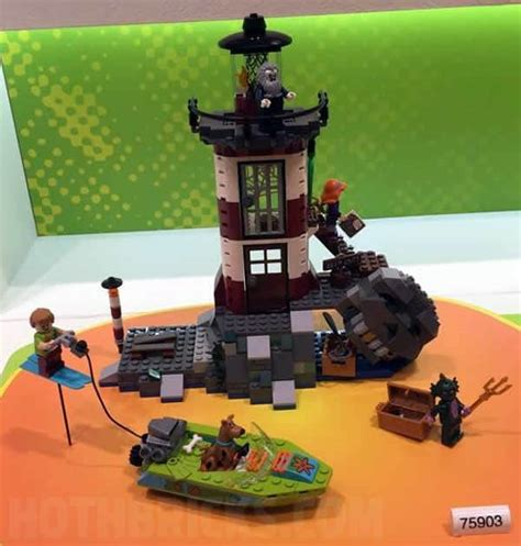Lego Scooby Doo The Mystery Machine 75903 lego scooby doo mystery plane adventures 75901 haunted