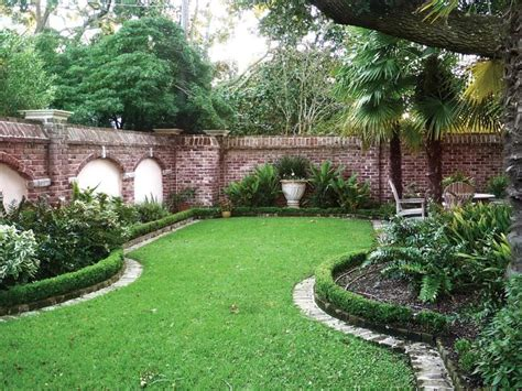wall for the garden brick wall garden designs decorating ideas design