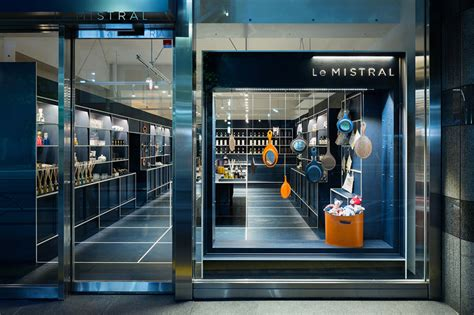 designboom tokyo jp architects delineates le mistral gift shop with