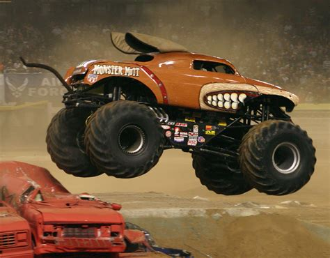 monster truck tv show rate your favorite
