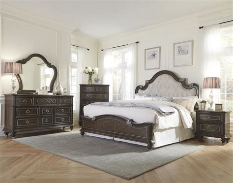 lil diva chagne 6 piece full bedroom set samuel lawrence bedroom furniture myfavoriteheadache com