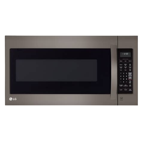 Can The Range Microwave Be Used On Countertop by Can Lg Lmv2031bd The Range Microwave Be Vented Out