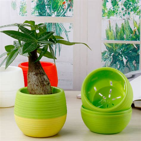 Discount Planter Pots by Wholesale Flower Pots Mini Flowerpot Garden Unbreakable