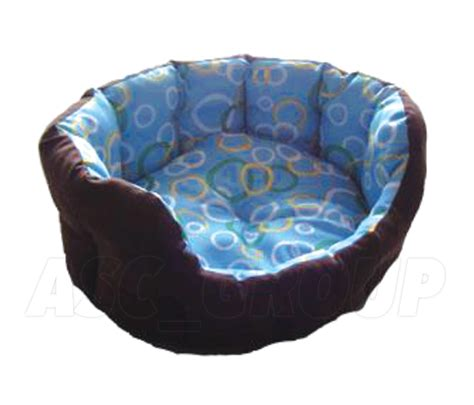 medium sized dog beds soft pet bed dog cat puppy kitten blue and brown