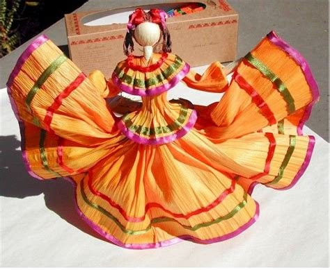 mexican corn husk dolls how to make 17 best images about how to make corn husk dolls on