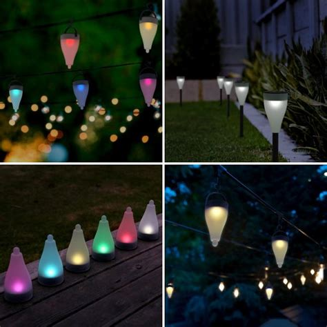 changing color solar lights outdoor aglaia color changing outdoor solar lights of reviews
