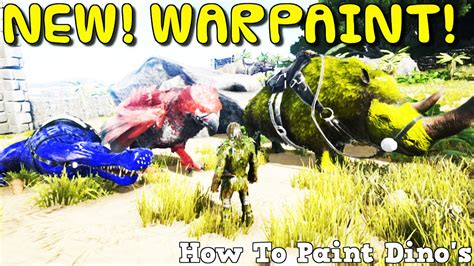 ark survival spray painted xbox one ark survival evolved xbox one new war paint how to