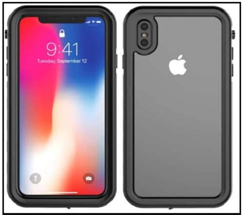 is iphone xs max waterproof best iphone xs max waterproof cases with these covers lify the water resistance