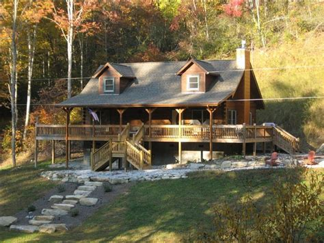Rainbow Log Cabin Rentals by Book Now For Your Getaway Lies Vrbo