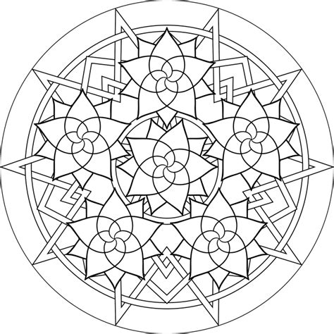 mandala coloring pages roses don t eat the paste mandala