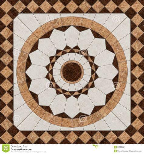 2d Floor Plans Stone Floor Pattern Tiles Royalty Free Stock Images