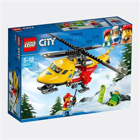 Lego City 60179 Ambulance Helicopter target lego 174 city great vehicles ambulance helicopter