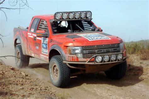 ford raptor rally truck ford f 150 raptor svt velociraptor rally mudder trucks