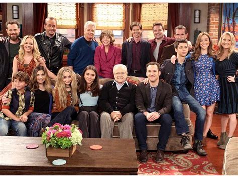 cast of girl meets world takes over times square good boy meets world cast reunites for girl meets world finale