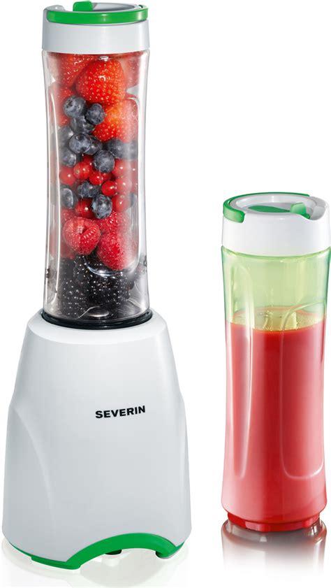 severin mixer smoothie mix go sm 3735 vitaminversorgung to go