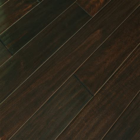 Black Wood Laminate Flooring Texture Wood Scraped Laminate Flooring Creative Home Decoration