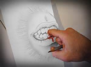 How To Make Paper Look 3d - simply creative 3d pencil drawings by alessandro diddi