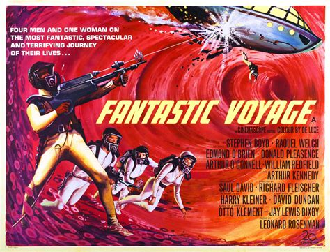 fantastic voyage a story of school turnaround and achievement by overcoming poverty and addressing race sci fi posters fantastic voyage landscape