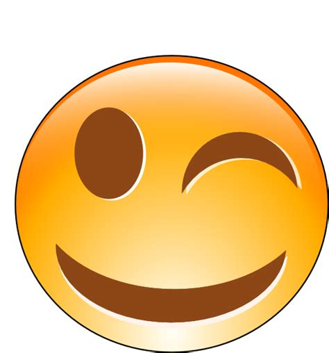 wink smiley face cliparts co winking faces cliparts co