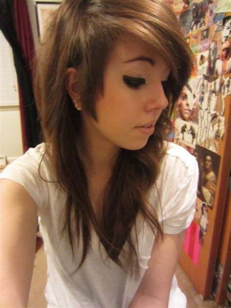 haircuts for growing out a shaved side undercut growing out women