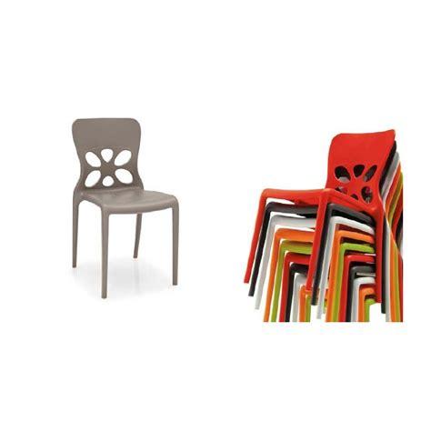 sedie in polipropilene sedia impilabile in polipropilene adatta all uso esterno