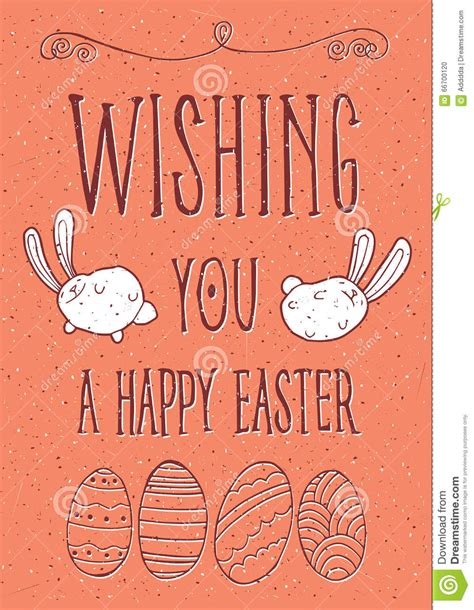Wishing You A Happy Easter by Wishing You A Happy Easter Merry And Happy New