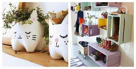 decorar la sala con cosas recicladas 10 ideas para decorar rincones del hogar con cosas
