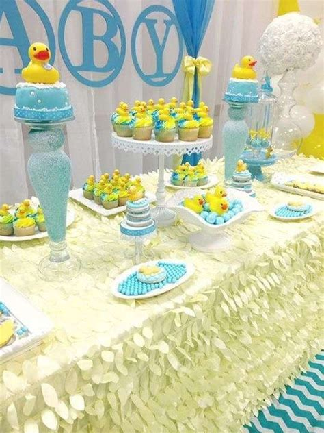 Rubber Duckies Baby Shower by Rubber Duckies Baby Shower Ideas Baby Shower