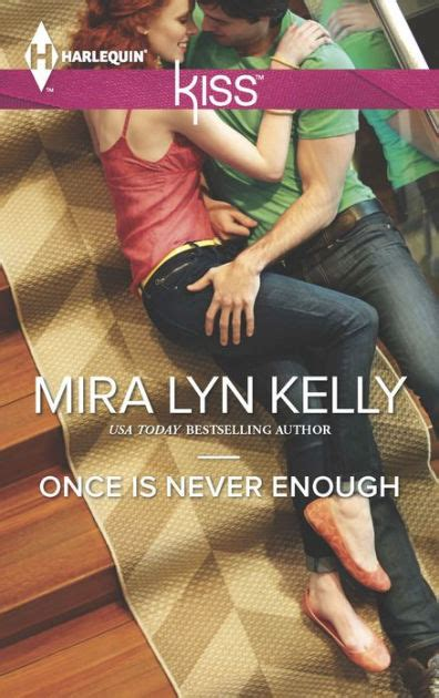 Novel Mira W Series once is never enough by mira lyn nook book ebook