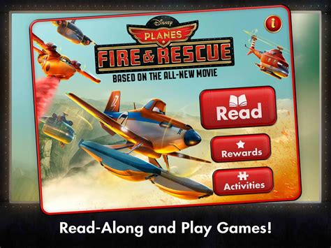 Planes Rescue The Storybook become a high flying in disney s planes