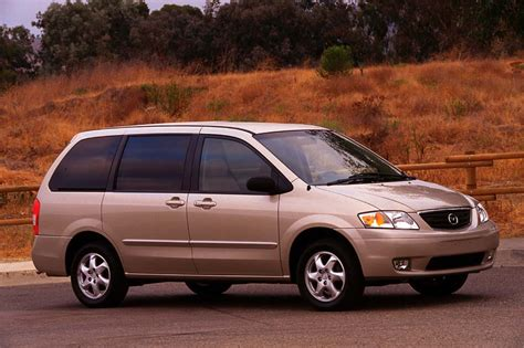 old car manuals online 2000 mazda mpv electronic toll collection 2000 06 mazda mpv consumer guide auto