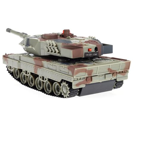 Mobil Remote New Simulation Model new huanqi h500 1 36 rc battle tank smart phone bluetooth